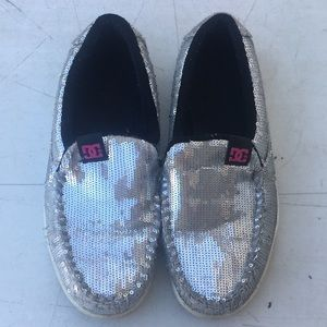 DC Shoes - DC sparkles slip on shoes